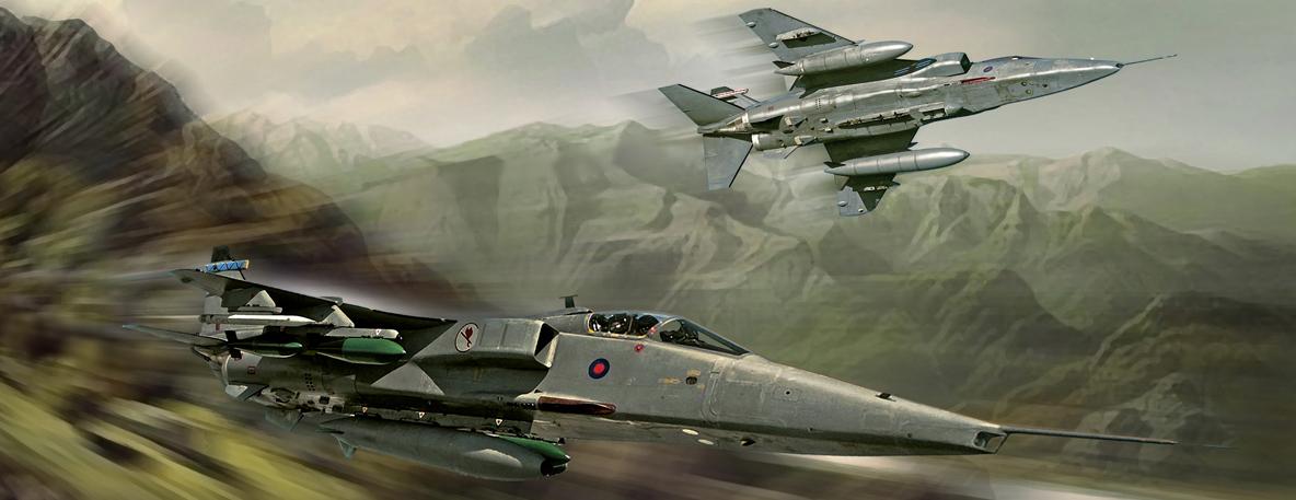 Jaguars by PVS
