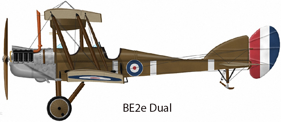 BE2 Dual Control