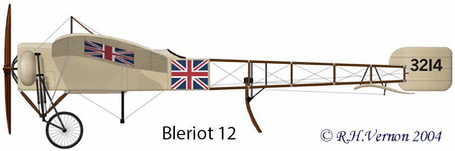 Bleriot XII
