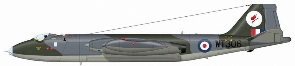 Canberra B Mk16