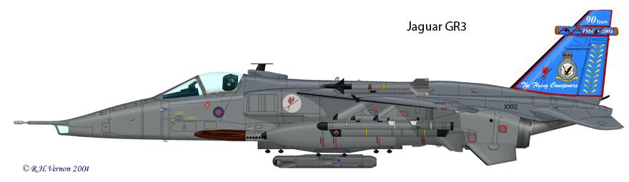 Jaguar GR3
