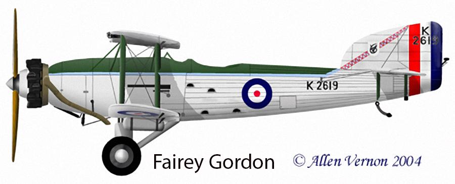 Fairey Gordon