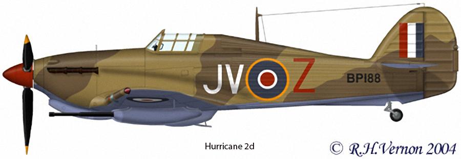 Hurricane IId