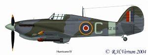 Hurricane IV