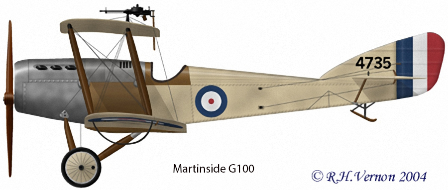 Martinside G100