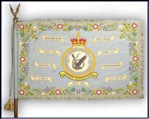 6 Sqn Royal Standard