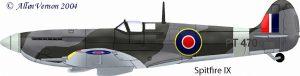 Spitfire IX