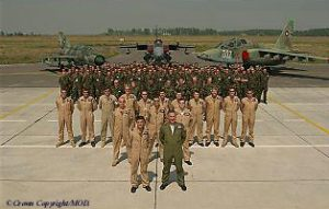 6 Sqn Bulgaria Visit 2002