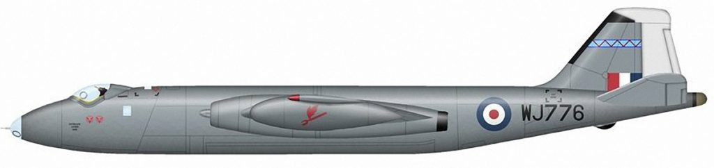 Canberra B Mk6