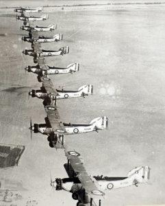 Fairey Gordons 1931