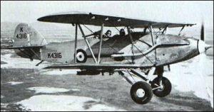 Hawker Hardy