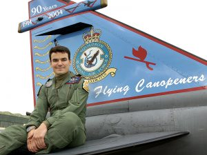 Wg Cdr Mike Seares