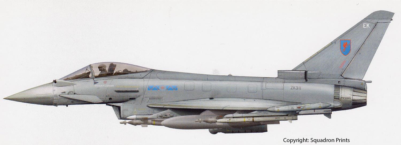 Typhoon Sqn Prints