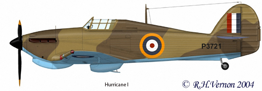 Hurricane I