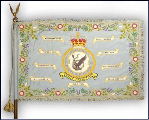 6 Sqn Royal Standard